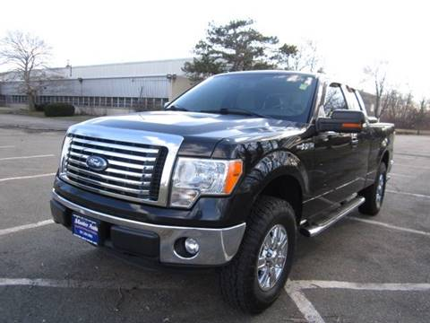 2012 Ford F-150 for sale at Master Auto in Revere MA
