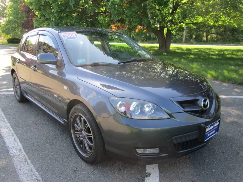 2008 Mazda MAZDA3 for sale at Master Auto in Revere MA