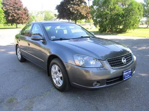 2006 Nissan Altima for sale at Master Auto in Revere MA