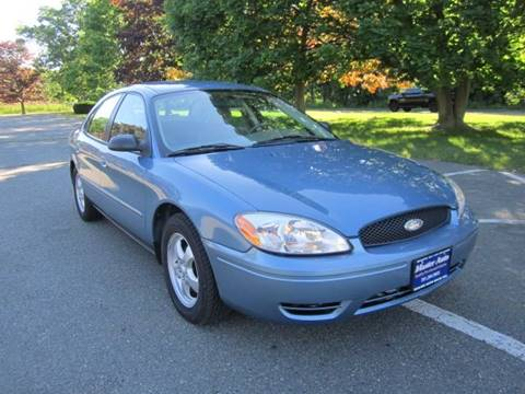 2006 Ford Taurus for sale at Master Auto in Revere MA