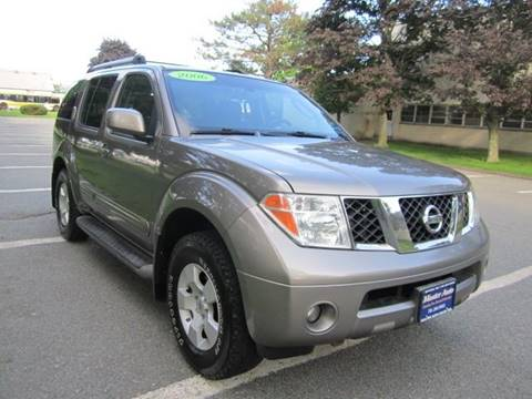 2006 Nissan Pathfinder for sale at Master Auto in Revere MA