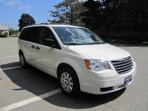 2008 Chrysler Town and Country for sale at Master Auto in Revere MA