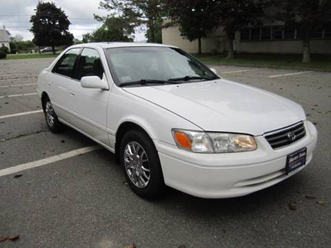 2001 Toyota Camry for sale at Master Auto in Revere MA