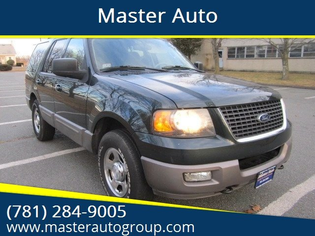 2003 Ford Expedition Xlt >> 2003 Ford Expedition Xlt 4wd 4dr Suv In Revere Ma Master Auto