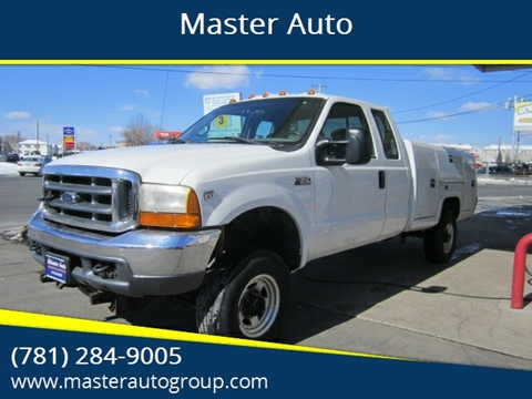 2001 Ford F-350 Super Duty for sale in Revere, MA