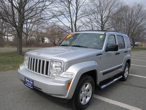 2010 Jeep Liberty for sale in Revere, MA