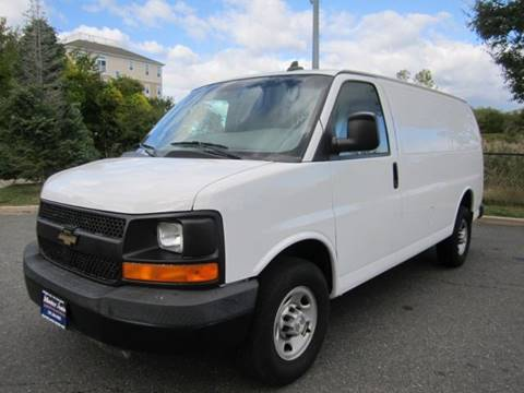 2017 Chevrolet Express Cargo for sale in Revere, MA
