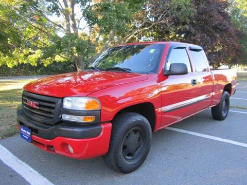 2004 GMC Sierra 1500 for sale at Master Auto in Revere MA