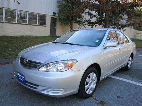 2002 Toyota Camry for sale at Master Auto in Revere MA