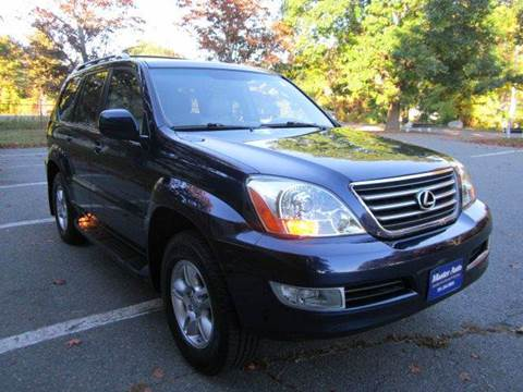 2006 Lexus GX 470 for sale at Master Auto in Revere MA