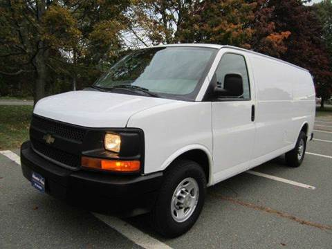 2010 Chevrolet Express Cargo for sale at Master Auto in Revere MA
