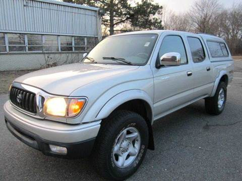 2004 Toyota Tacoma for sale at Master Auto in Revere MA