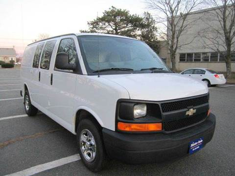 2008 Chevrolet Express Cargo for sale at Master Auto in Revere MA