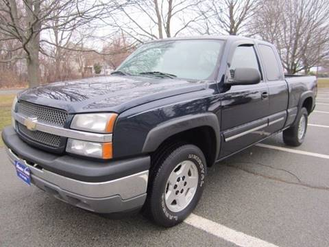 2005 Chevrolet Silverado 1500 for sale at Master Auto in Revere MA