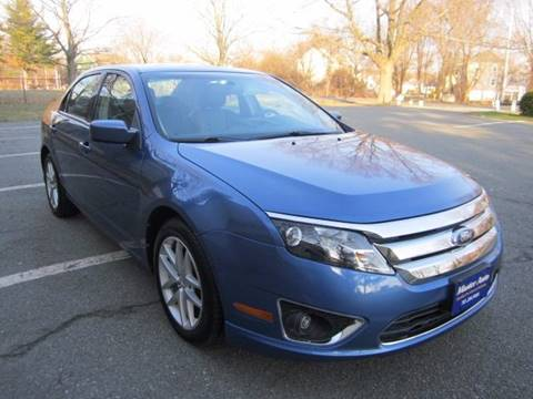 2010 Ford Fusion for sale at Master Auto in Revere MA