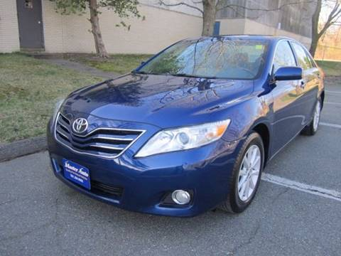 2010 Toyota Camry for sale at Master Auto in Revere MA