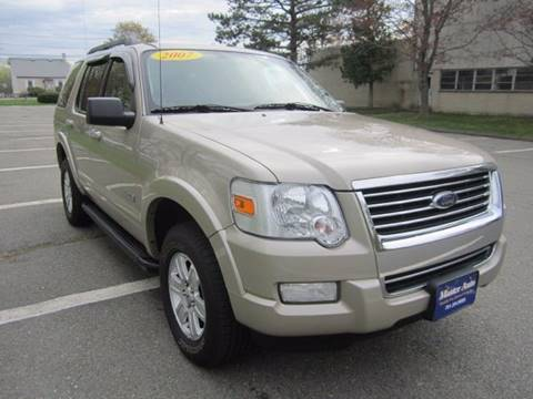 2007 Ford Explorer for sale at Master Auto in Revere MA