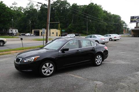 2010 Honda Accord for sale at RICHARDSON MOTORS in Anderson SC