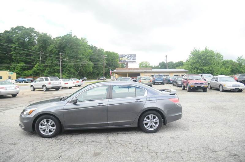 2012 Honda Accord for sale at RICHARDSON MOTORS in Anderson SC