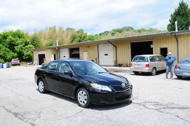 2010 Toyota Camry for sale at RICHARDSON MOTORS in Anderson SC