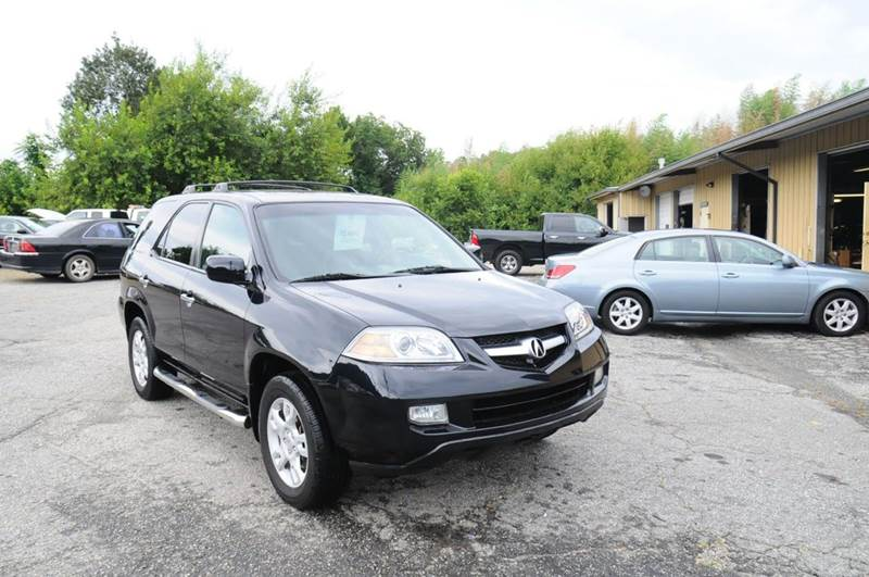 2004 Acura MDX for sale at RICHARDSON MOTORS in Anderson SC