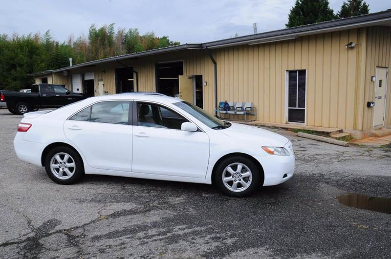2007 Toyota Camry for sale at RICHARDSON MOTORS in Anderson SC