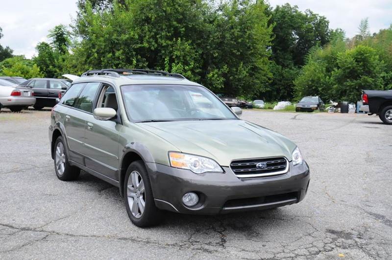 2007 Subaru Outback for sale at RICHARDSON MOTORS in Anderson SC