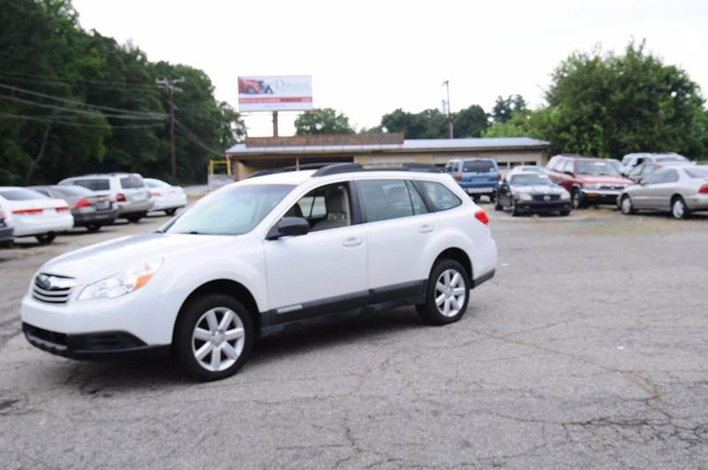 2010 Subaru Outback for sale at RICHARDSON MOTORS in Anderson SC