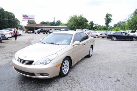 2003 Lexus ES 300 for sale at RICHARDSON MOTORS in Anderson SC