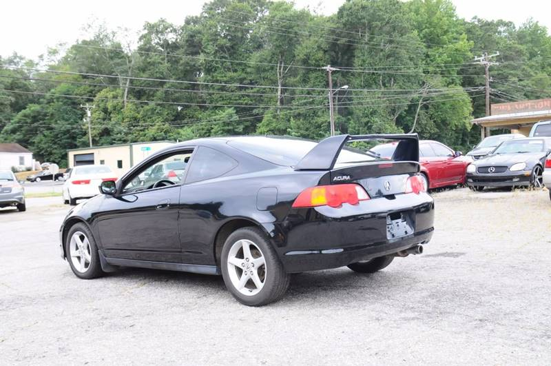 2004 Acura RSX for sale at RICHARDSON MOTORS in Anderson SC