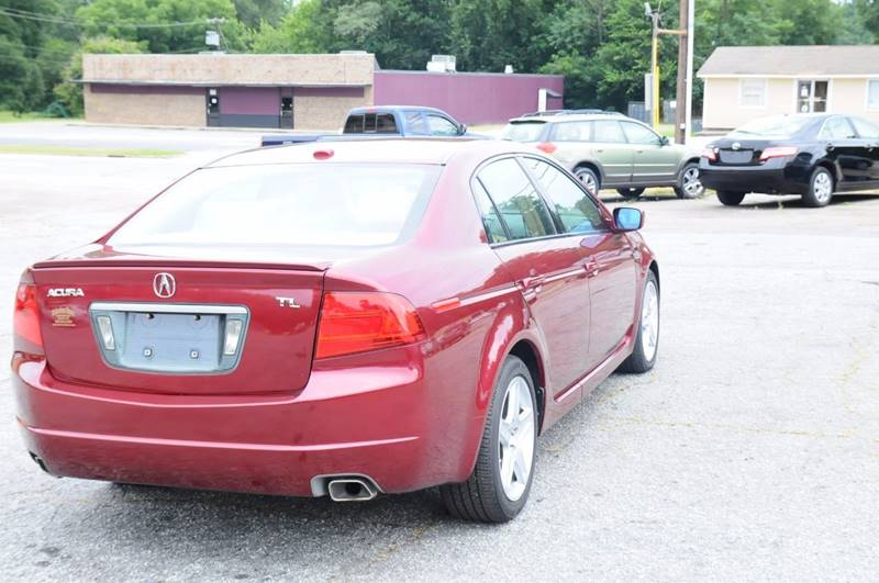 2004 Acura TL for sale at RICHARDSON MOTORS in Anderson SC