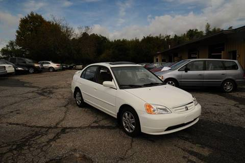 2003 Honda Civic for sale in Anderson, SC
