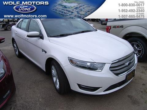 2017 Ford Taurus for sale in Jordan, MN