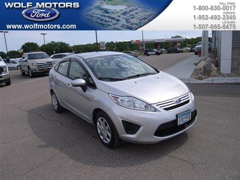 2013 Ford Fiesta for sale in Jordan, MN