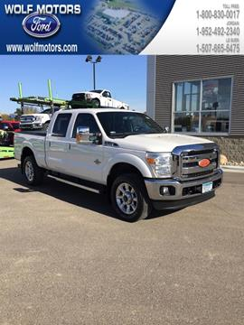2011 Ford F-350 Super Duty for sale in Jordan, MN