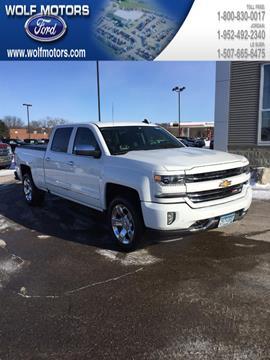 Chevrolet Trucks For Sale In Jordan Mn