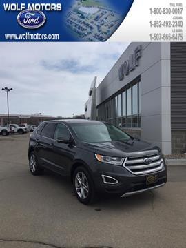 Ford Edge For Sale In Jordan Mn
