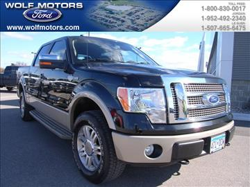 2010 Ford F-150 for sale in Jordan, MN