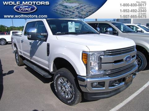 2017 Ford F-250 Super Duty for sale in Jordan, MN