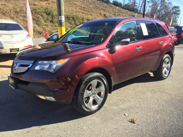Acura Mdx SH AWD WSport Dr SUV Package In Knoxville TN - 2007 acura mdx sport shocks