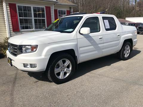 2014 Honda Ridgeline for sale in Knoxville, TN