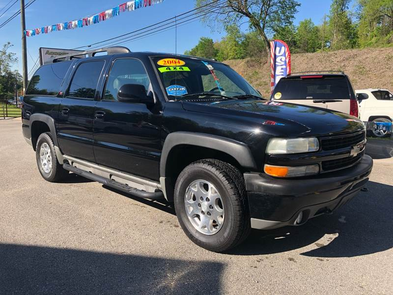 2004 Chevrolet Suburban 1500 Z71 4WD 4dr SUV In Knoxville TN