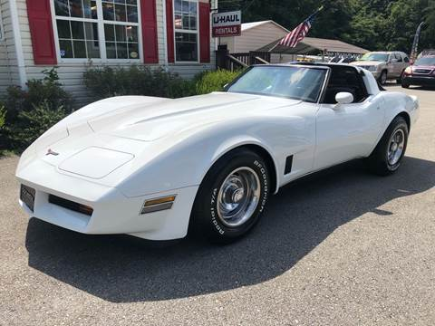 1982 Chevrolet Corvette for sale in Knoxville, TN