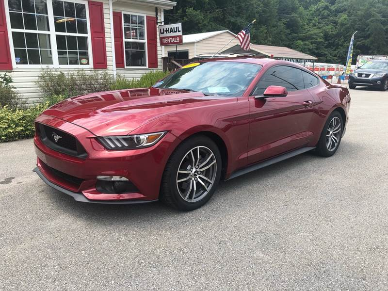 2015 Ford Mustang EcoBoost 2dr Fastback In Knoxville TN