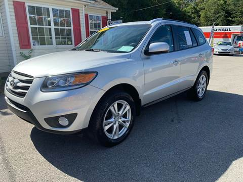 Knoxville Used Cars >> 2012 Hyundai Santa Fe For Sale In Knoxville Tn