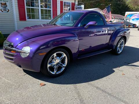 2004 Chevrolet SSR for sale in Knoxville, TN