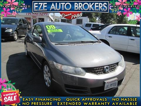 2009 Honda Civic for sale in Orange, CA