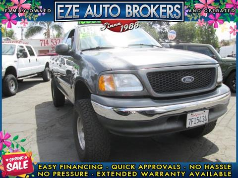 2003 Ford F-150 for sale in Orange, CA