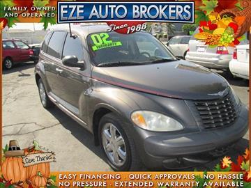 2002 Chrysler PT Cruiser for sale in Orange, CA