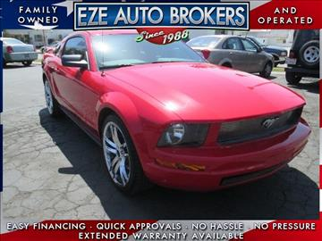 2005 Ford Mustang for sale in Orange, CA